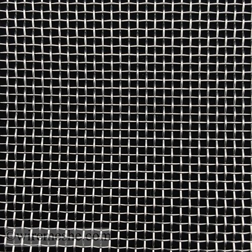 SS 304 12 Mesh Dia. 0.56mm Stainless Steel Wire Mesh